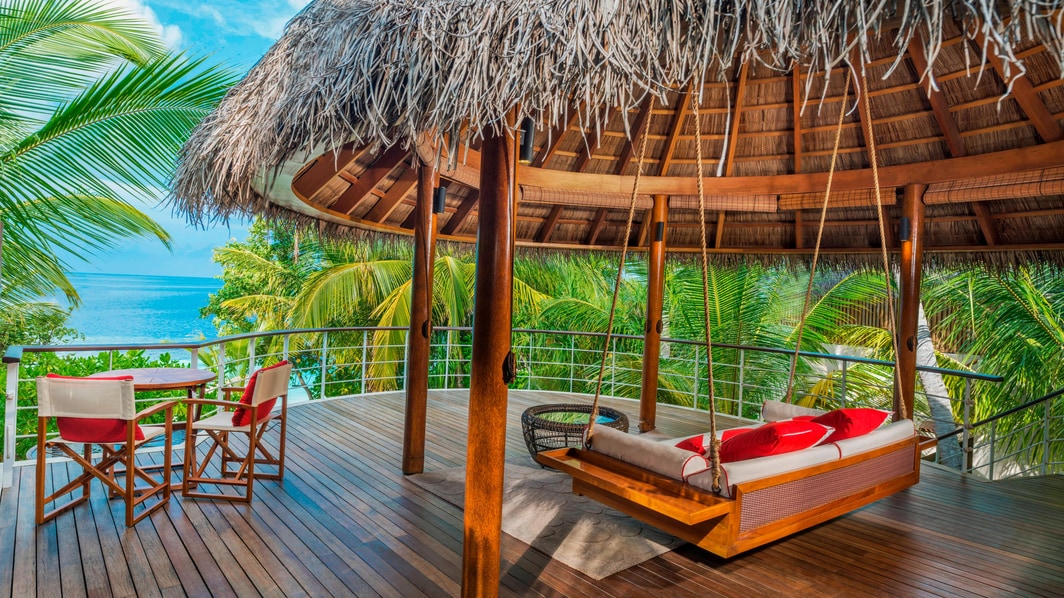 Wonderful Beach Oasis - Terraza superior