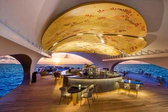Whale Bar – Mural e bar