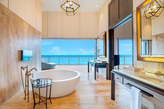 John Jacob Astor Estate Master Bathroom