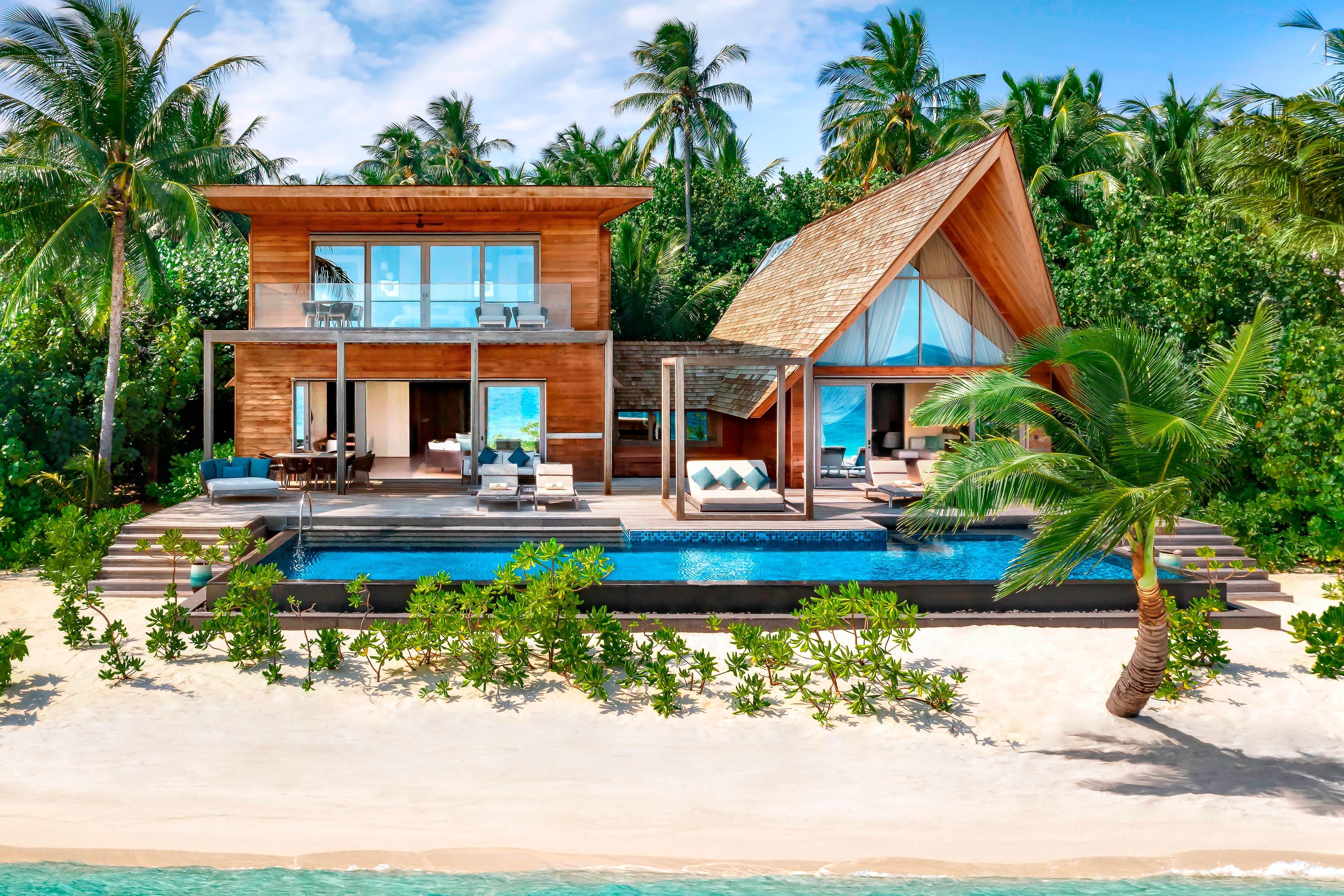 Villa Cesar Balsa sulla spiaggia con due camere da letto