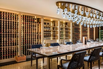 Decanter Wine Cellar