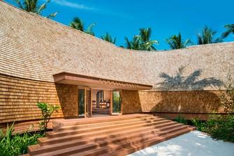 Vommuli House – Entrada
