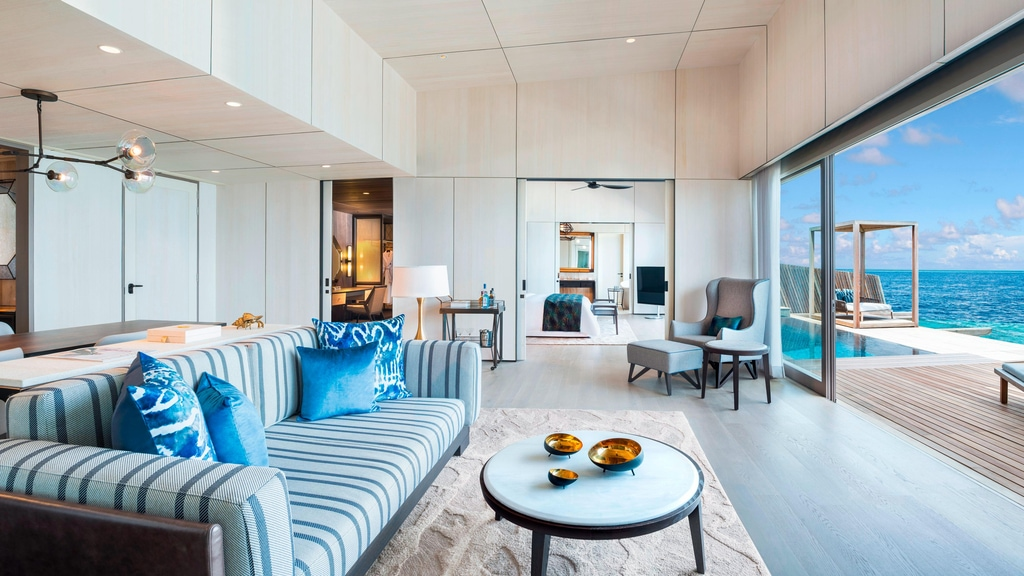 St Regis Suite - Living Room