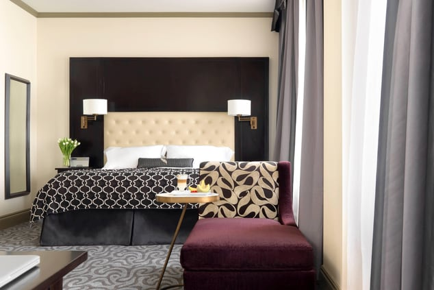 Autograph Collection  hotel rooms, Davenport hotel rooms