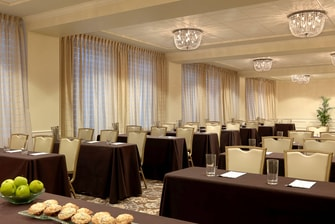 Davenport hotel meeting rooms