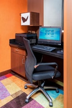 Business Center with free Wi-Fi