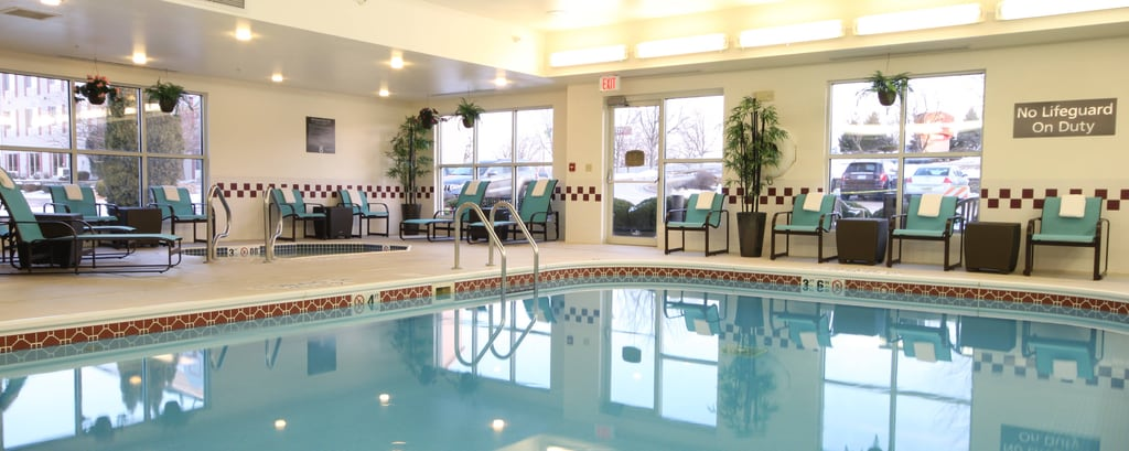 Davenport Ia Hotel With Indoor Pool Residence Inn Davenport