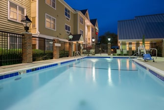Monroe Louisiana Hotel Outdoor Pool