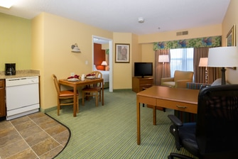Monroe Louisiana Hotel One Bedroom