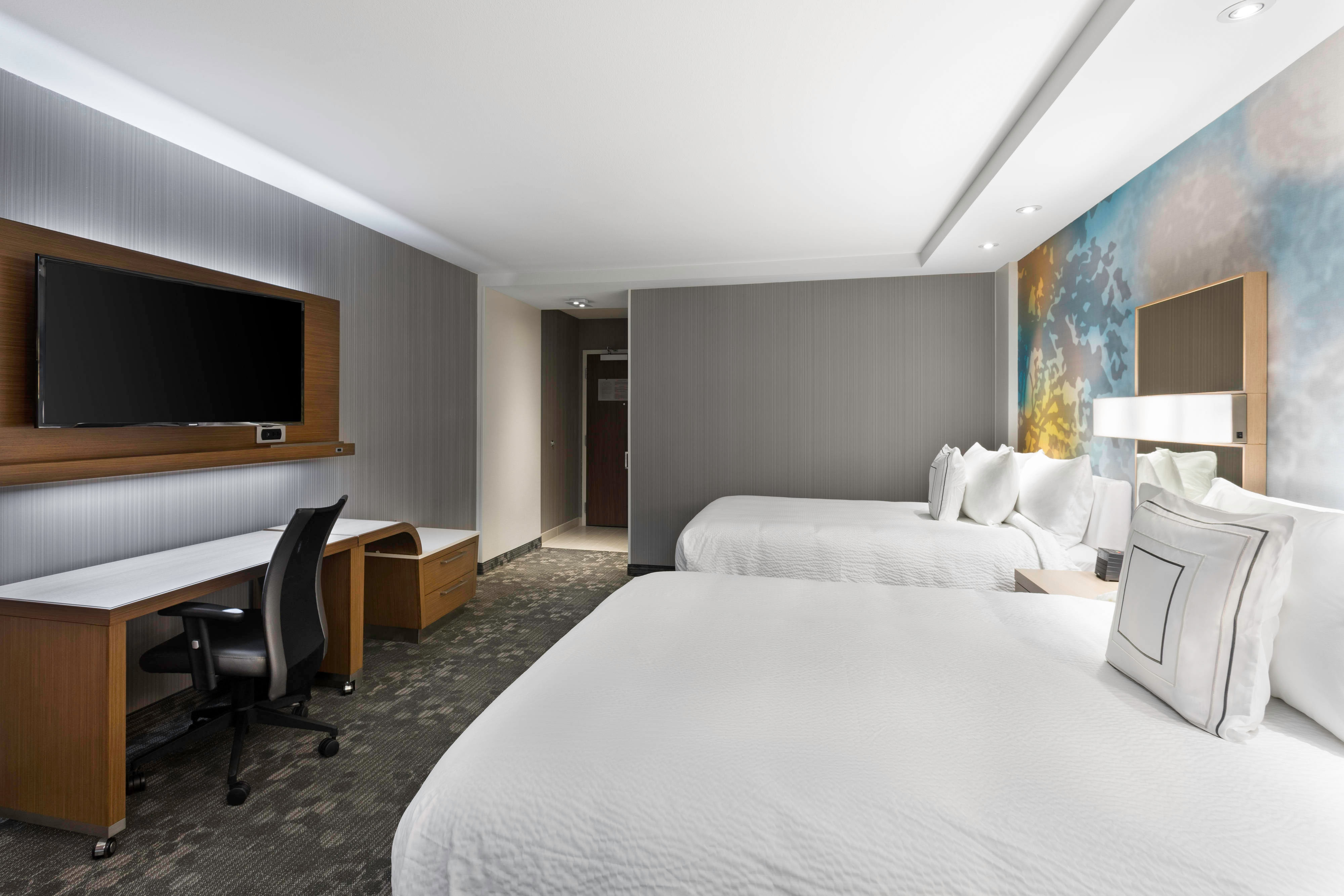 Guest room Newly Renovated Hotels in Ruston