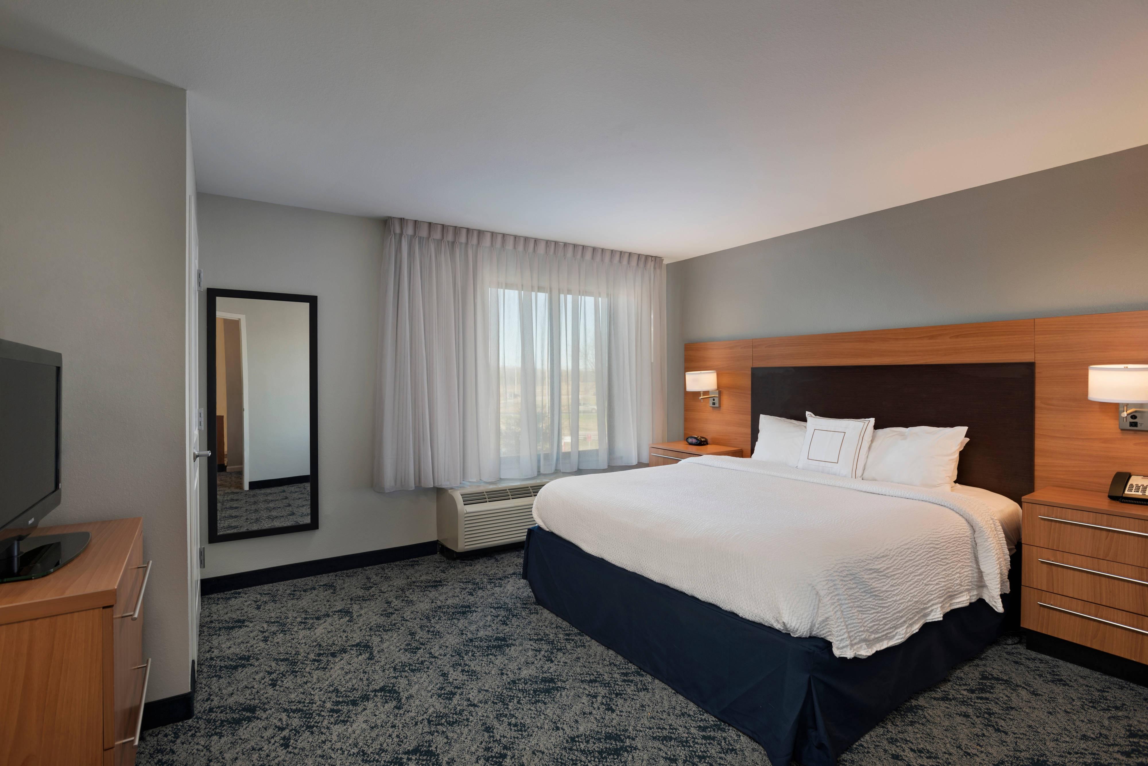 Suite de un dormitorio - Dormitorio