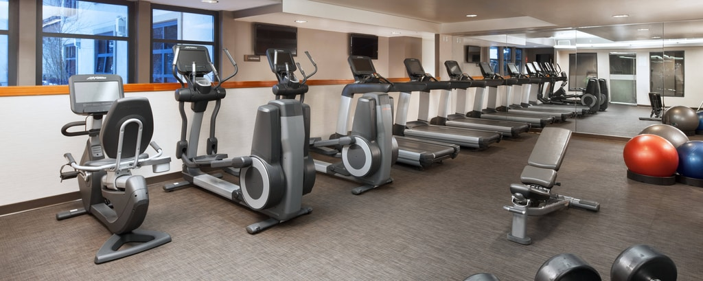Gimnasio Westin Workout Fitness Studio