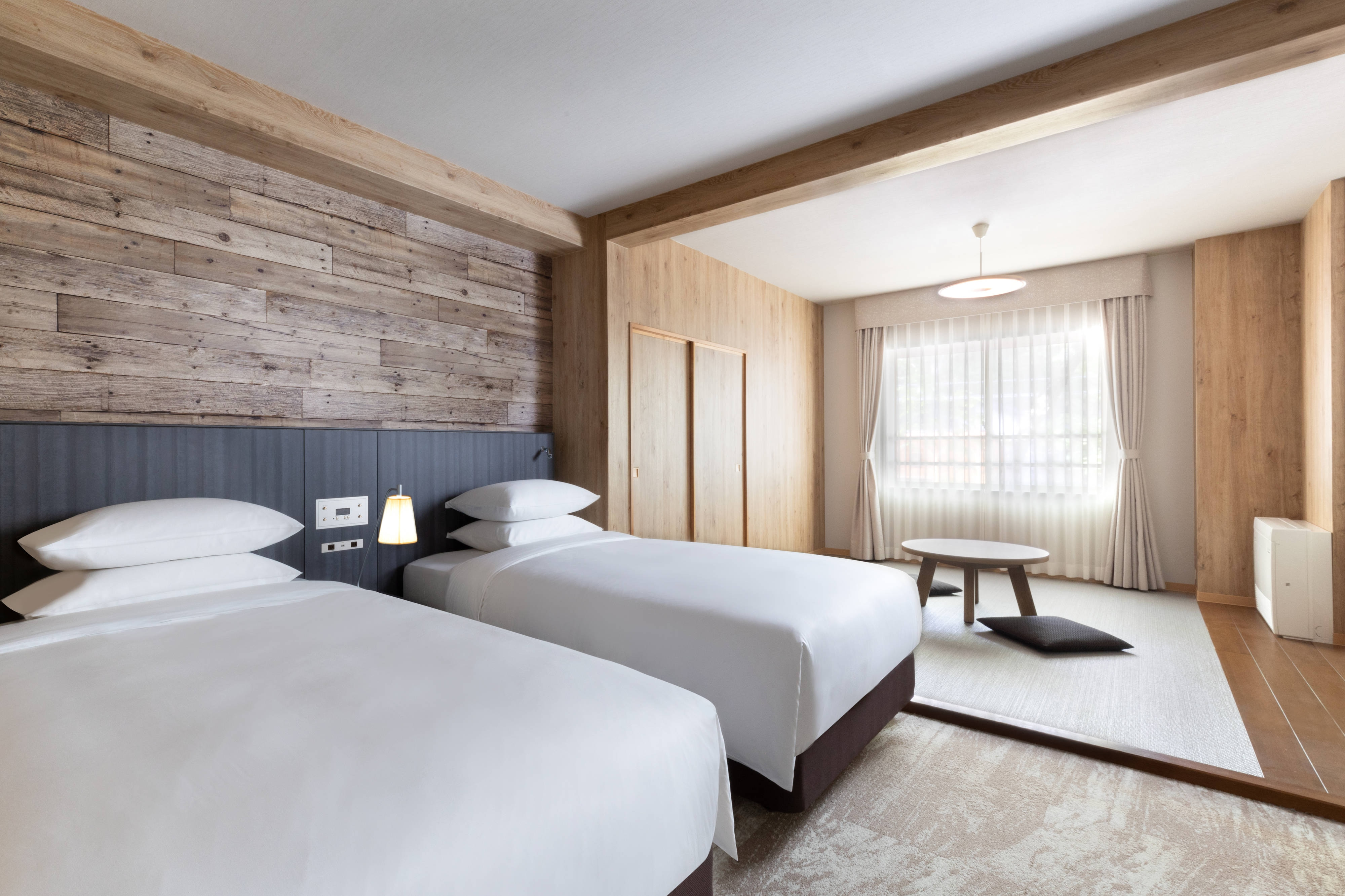 Japanese Western Superior Guest Room