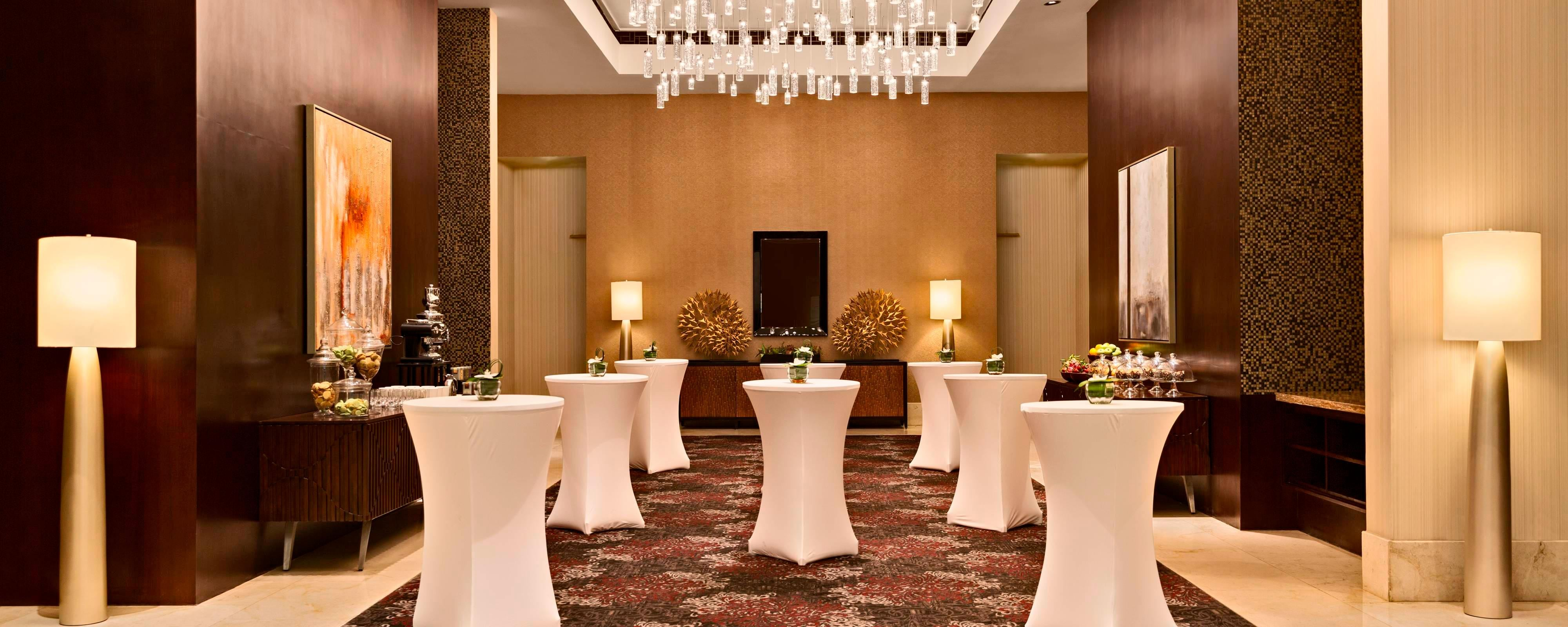 Event and convention venues in manila philippines for 8 design hotel
