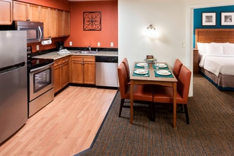 Two-Bedroom Suite – Kitchen