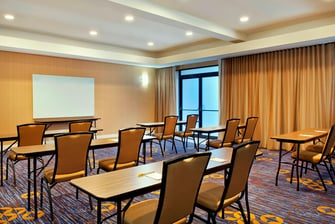 hotel meeting room in mobile