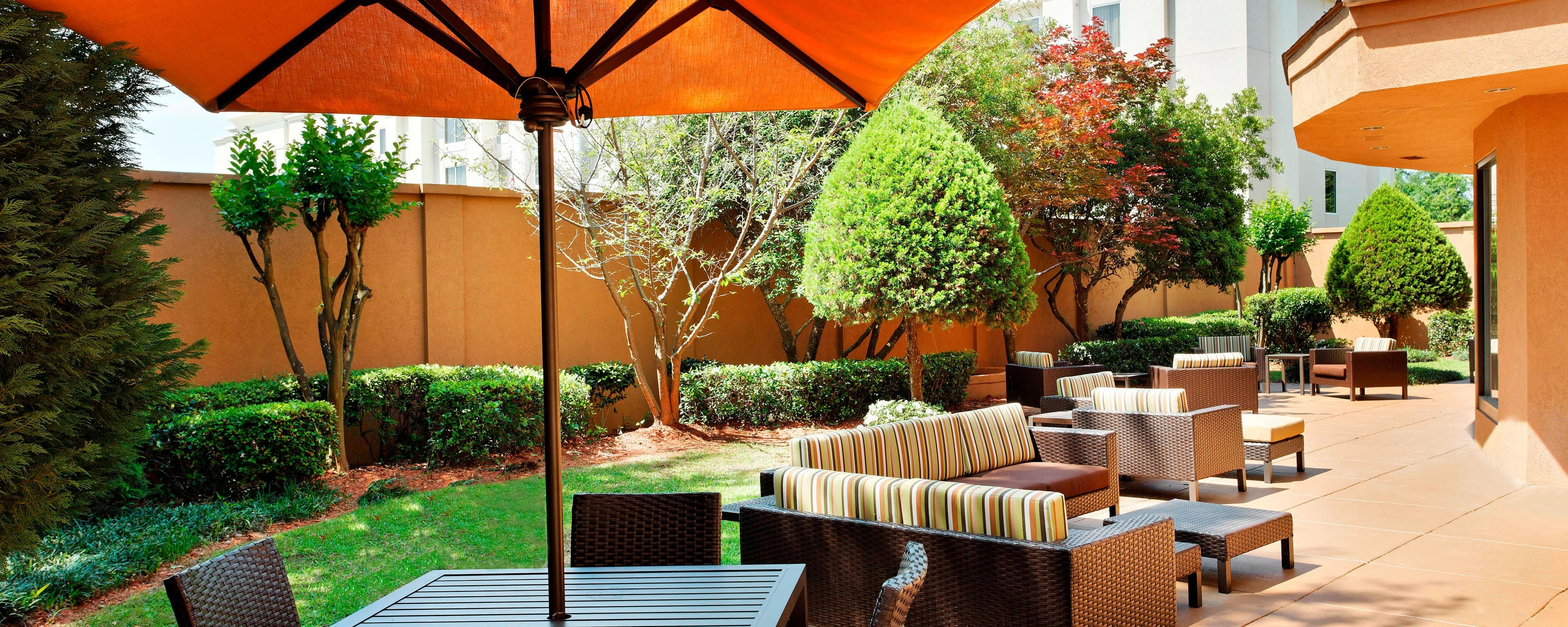 patio del Courtyard Mobile