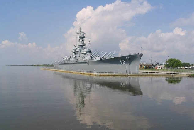 Hotels near USS Alabama