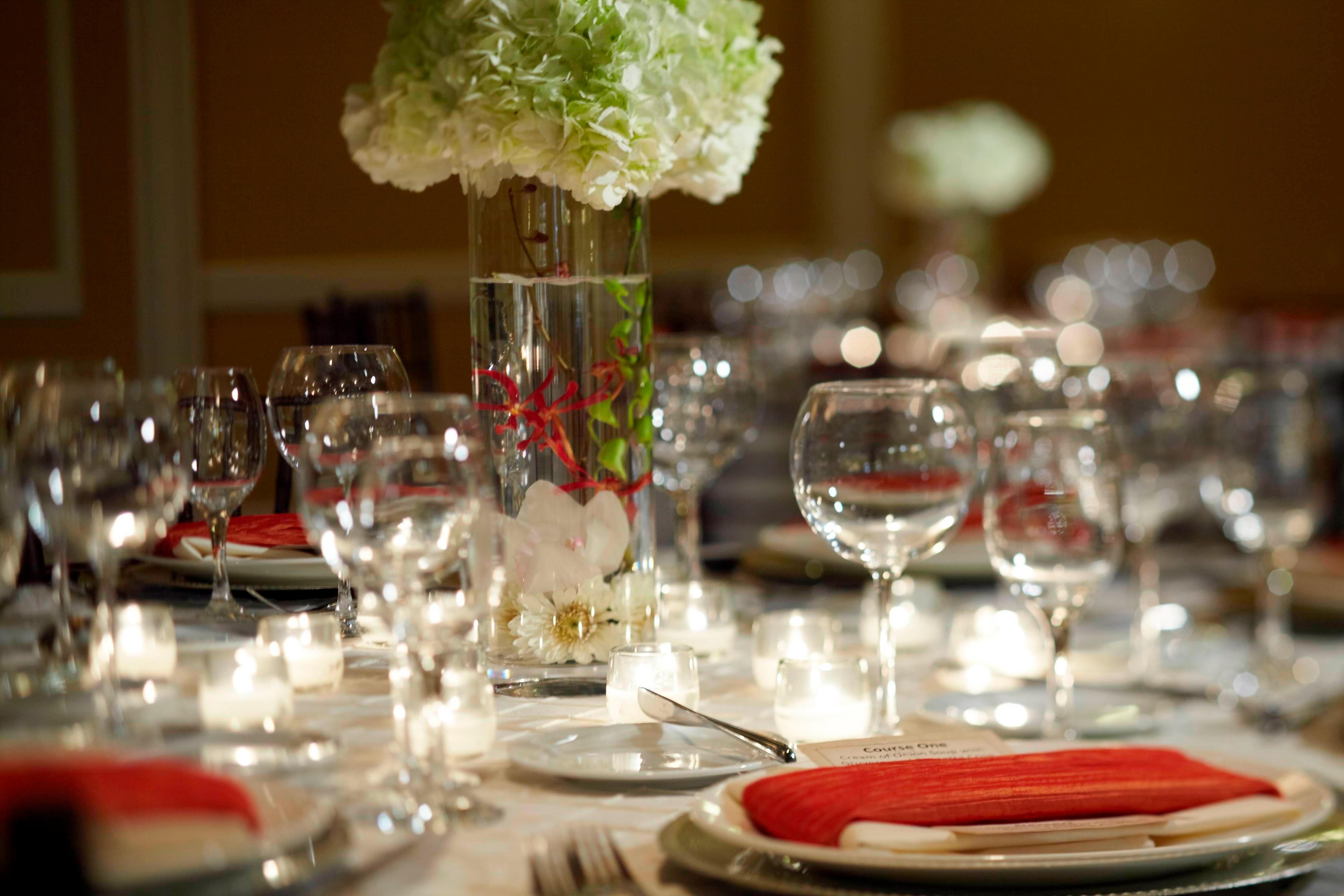 Wedding reception Mobile Alabama