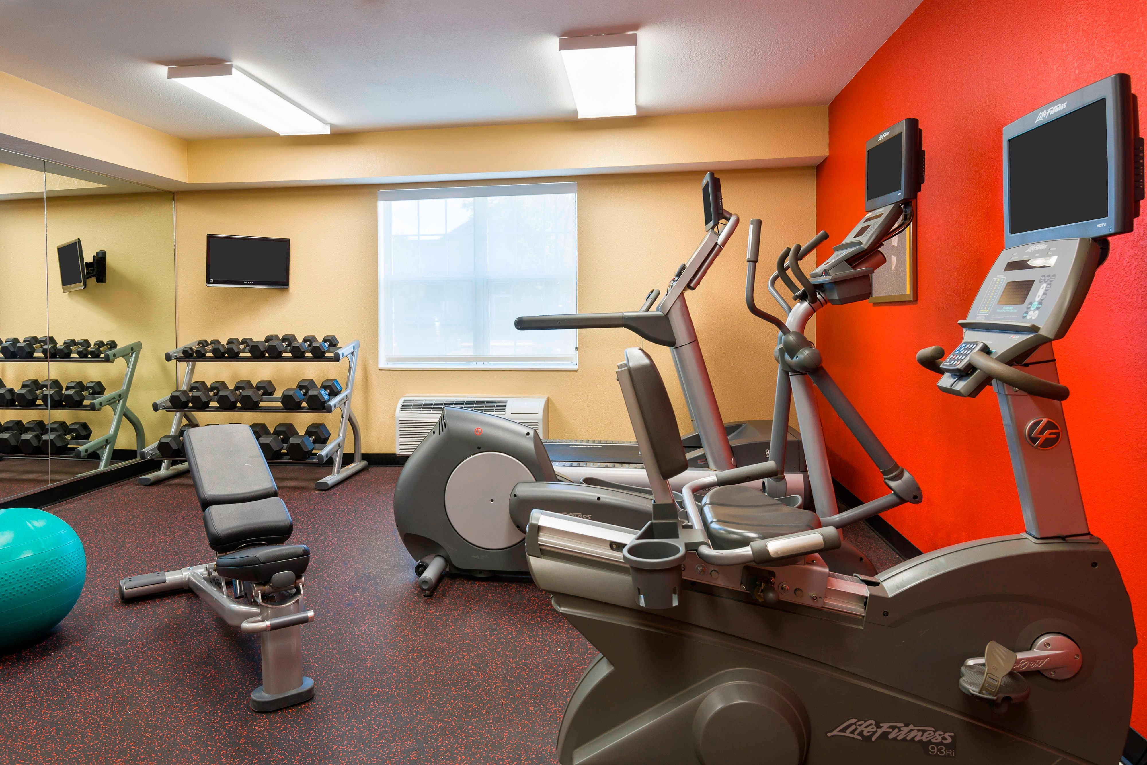 Fitness Center Mobile