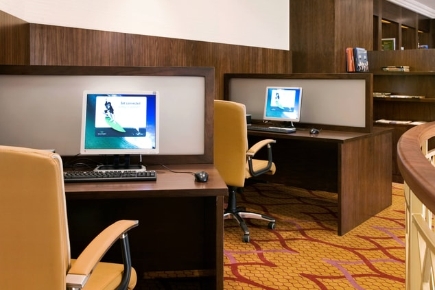 Accommodation in Moscow - Lounge