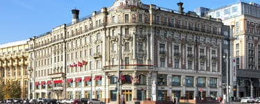 Hotel National, a Luxury Collection Hotel, Moscou