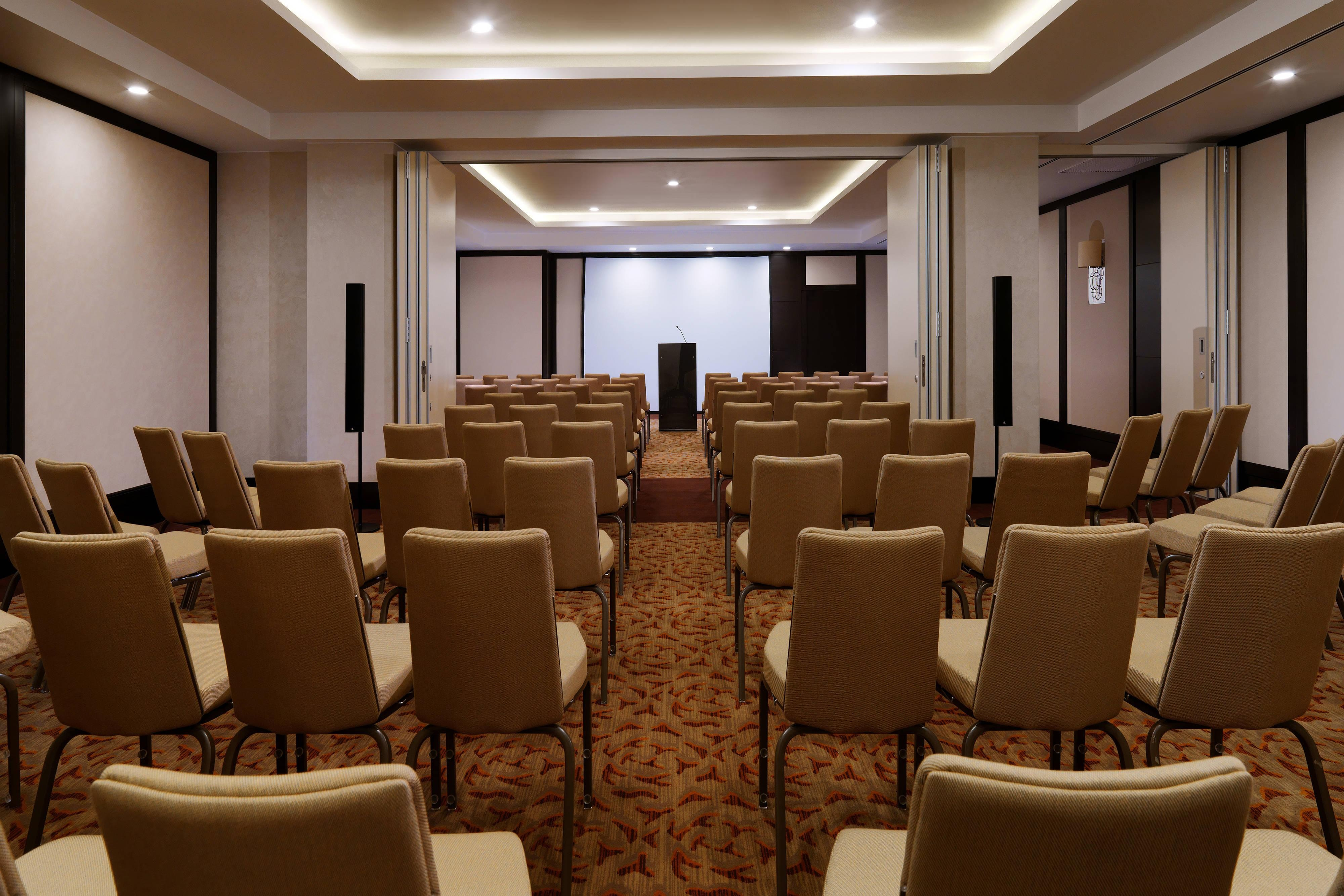 Moscow hotel meeting room