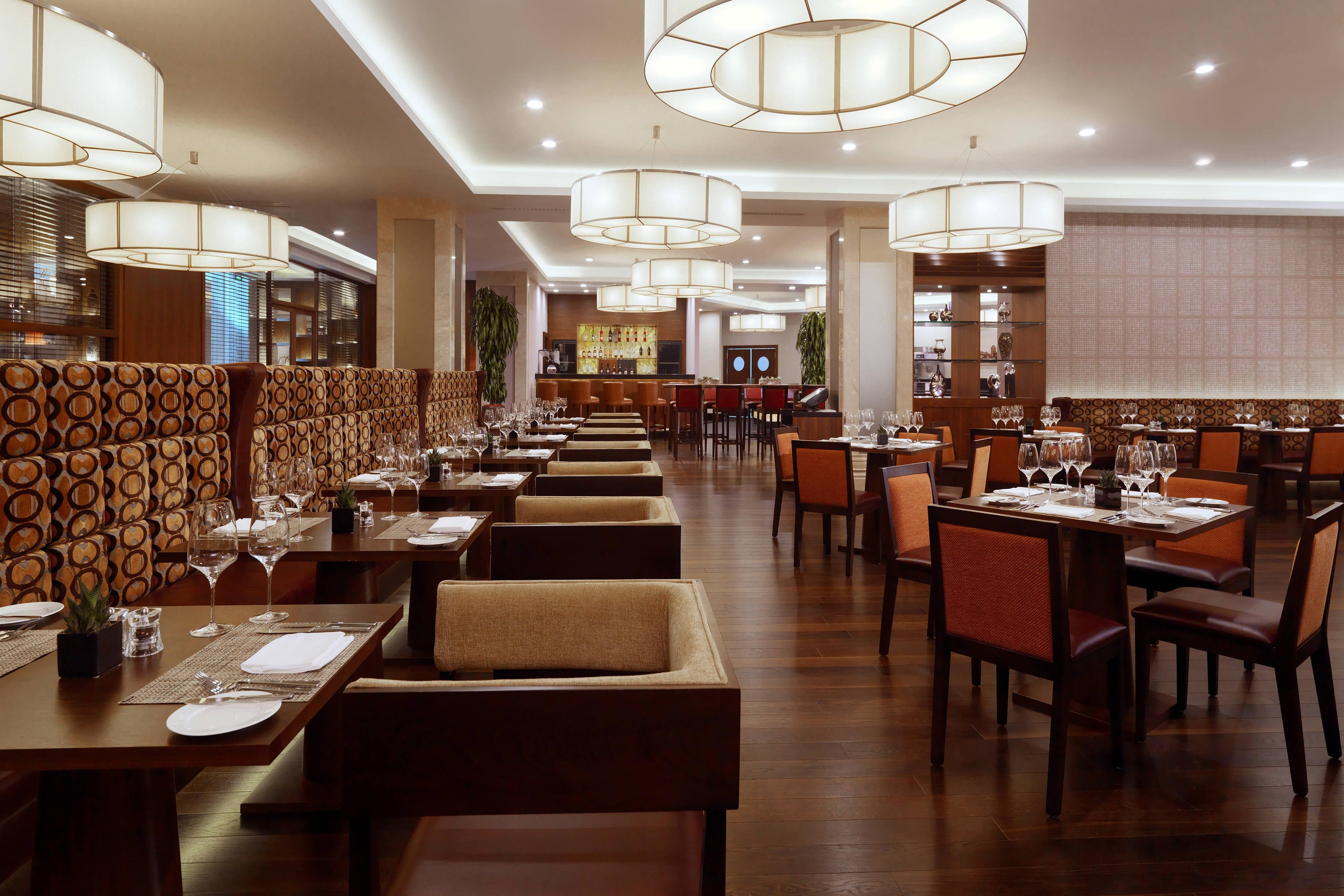 Steakhouse restaurant in Moscow