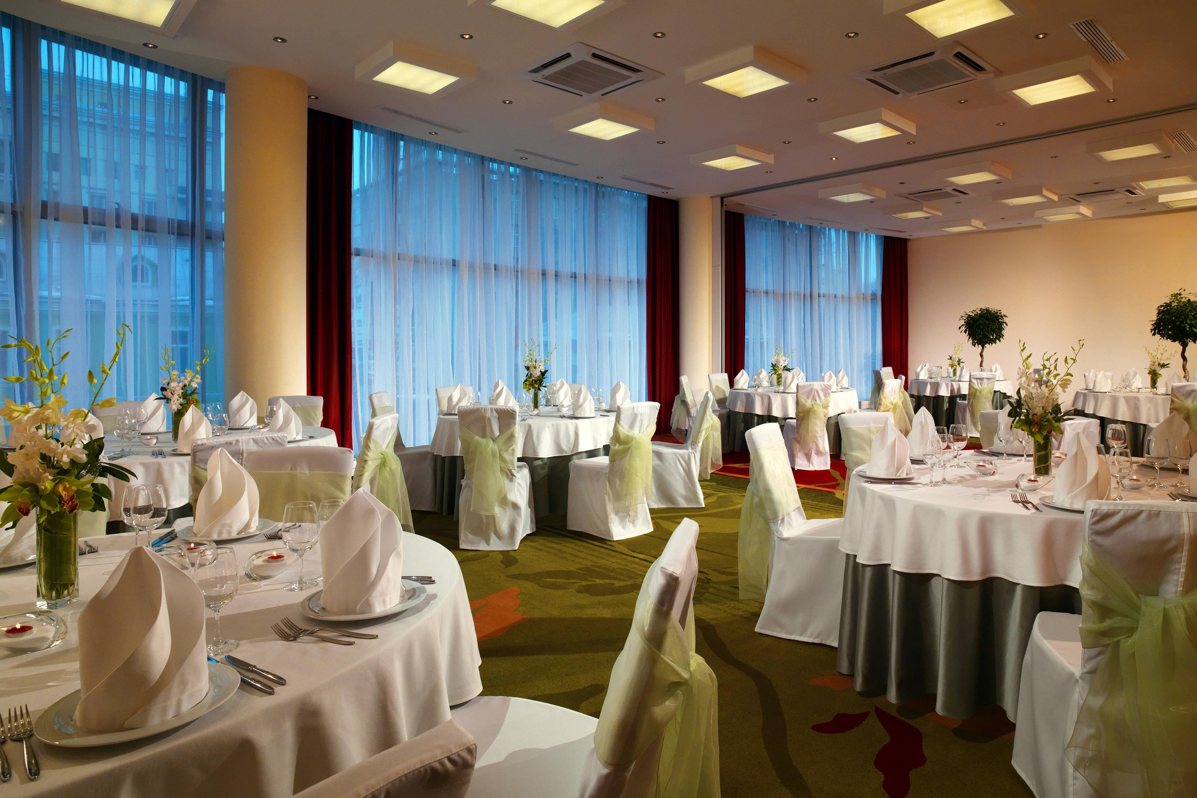 Moscow hotel event space