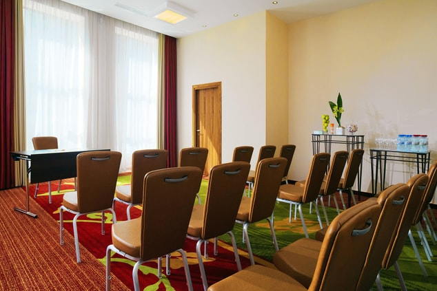 Meeting room in Moscow Paveletskaya Hotel