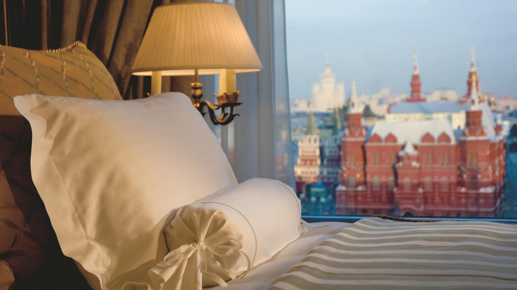 Moscow - The Ritz-Carlton Suite