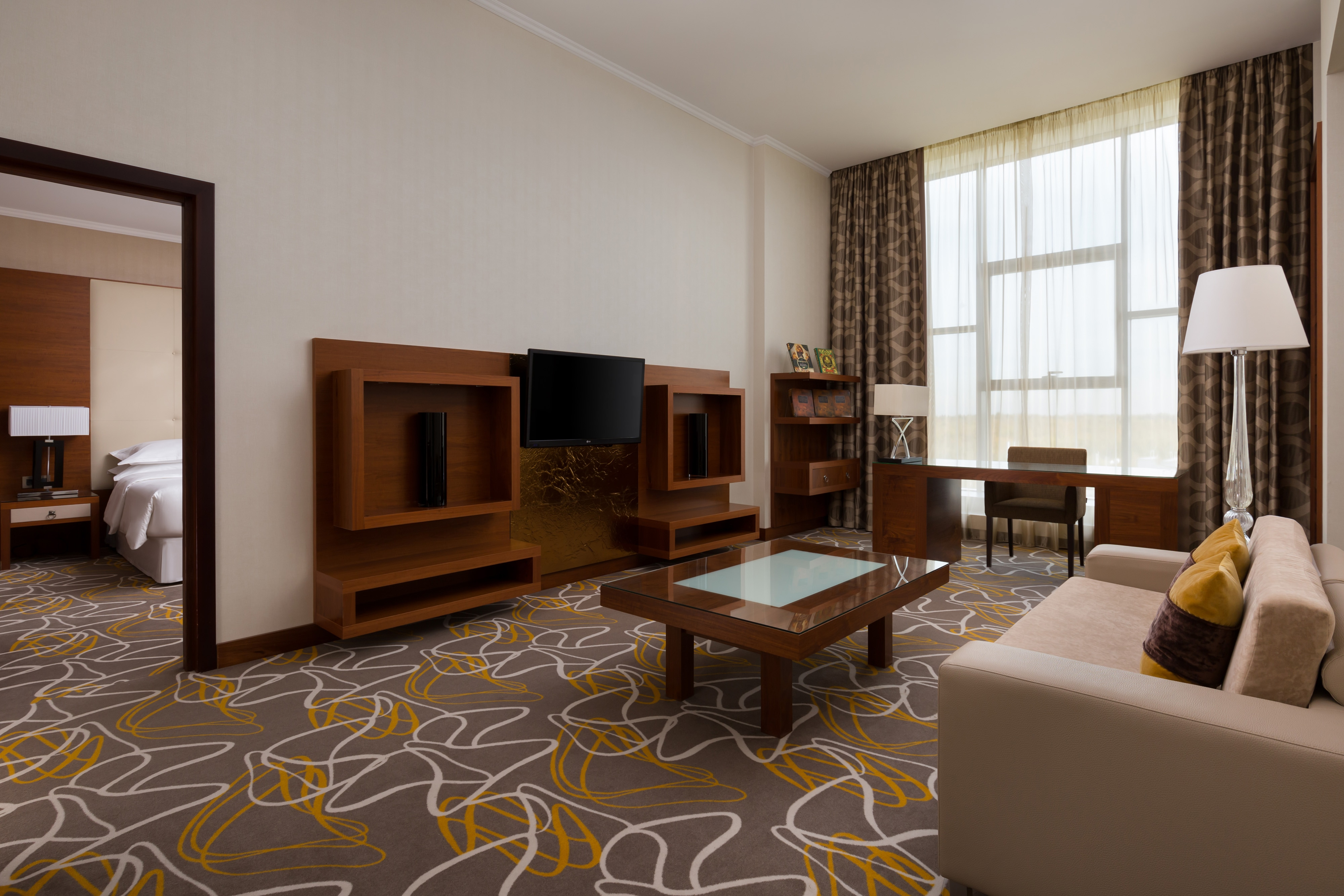 Presidential Suite - Working Area