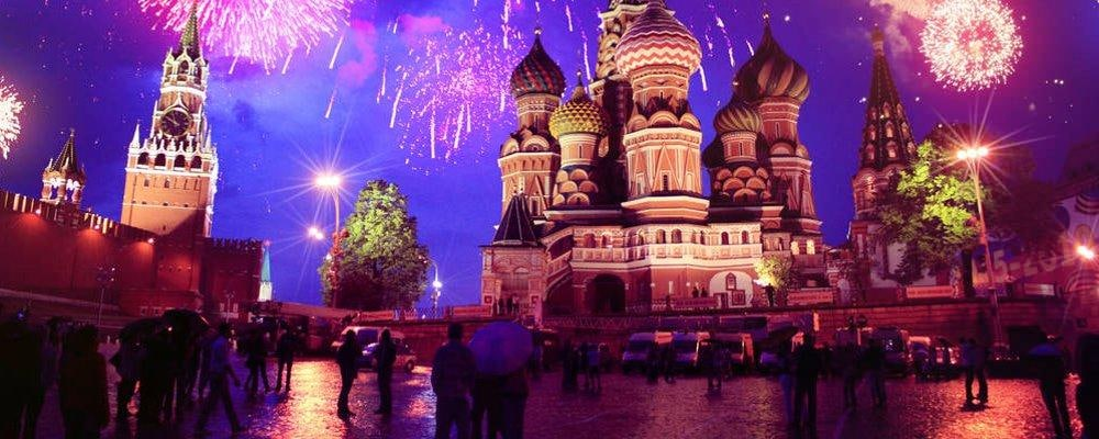 Moscow hotel near St. Basil Cathedral