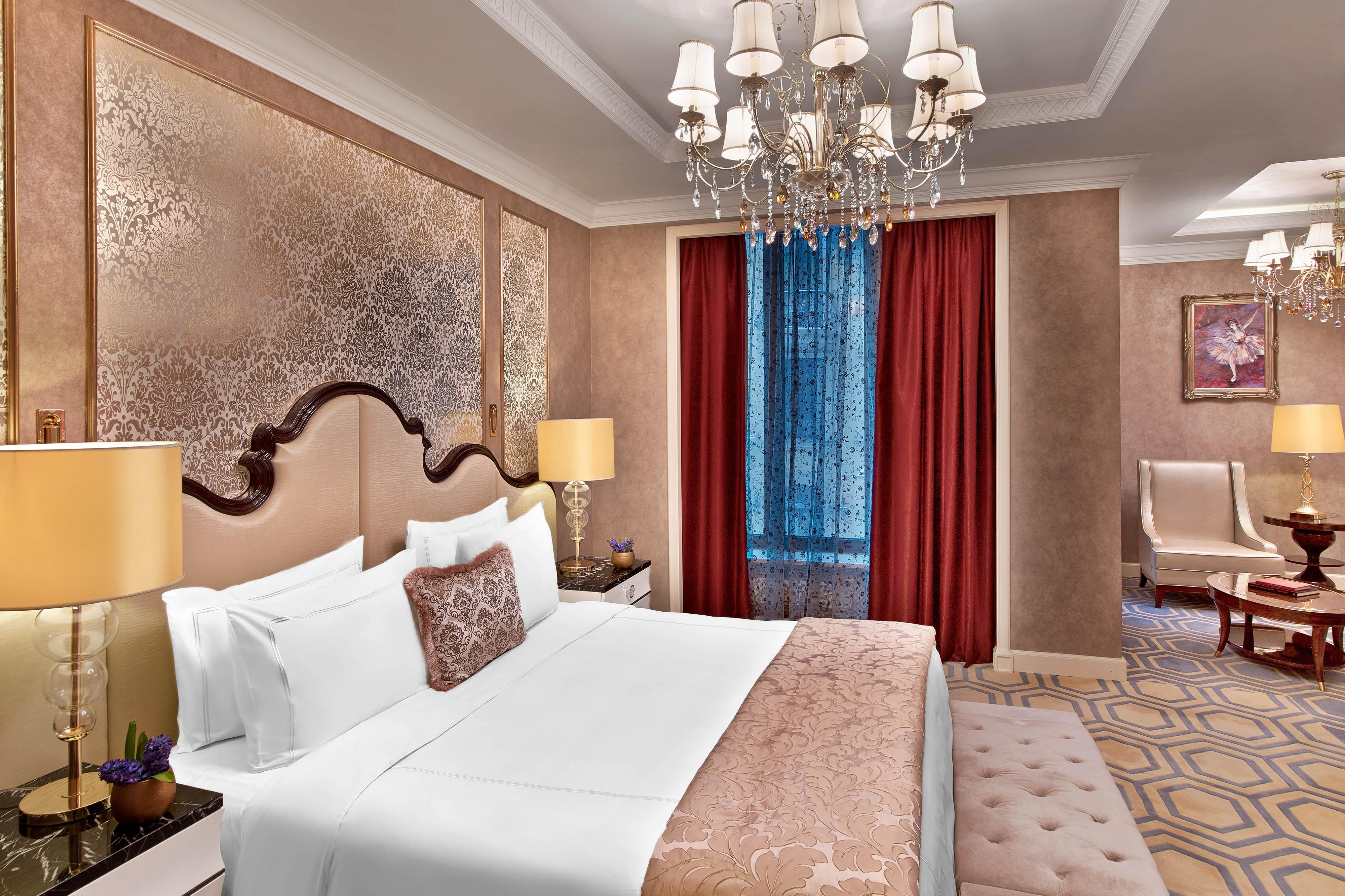 St. Regis Suite– Schlafzimmer