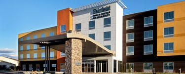 Fairfield Inn & Suites McPherson