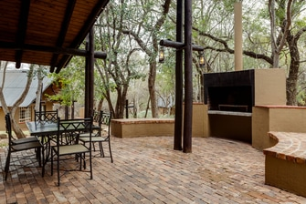 Chalet Facility – Outdoor Braai