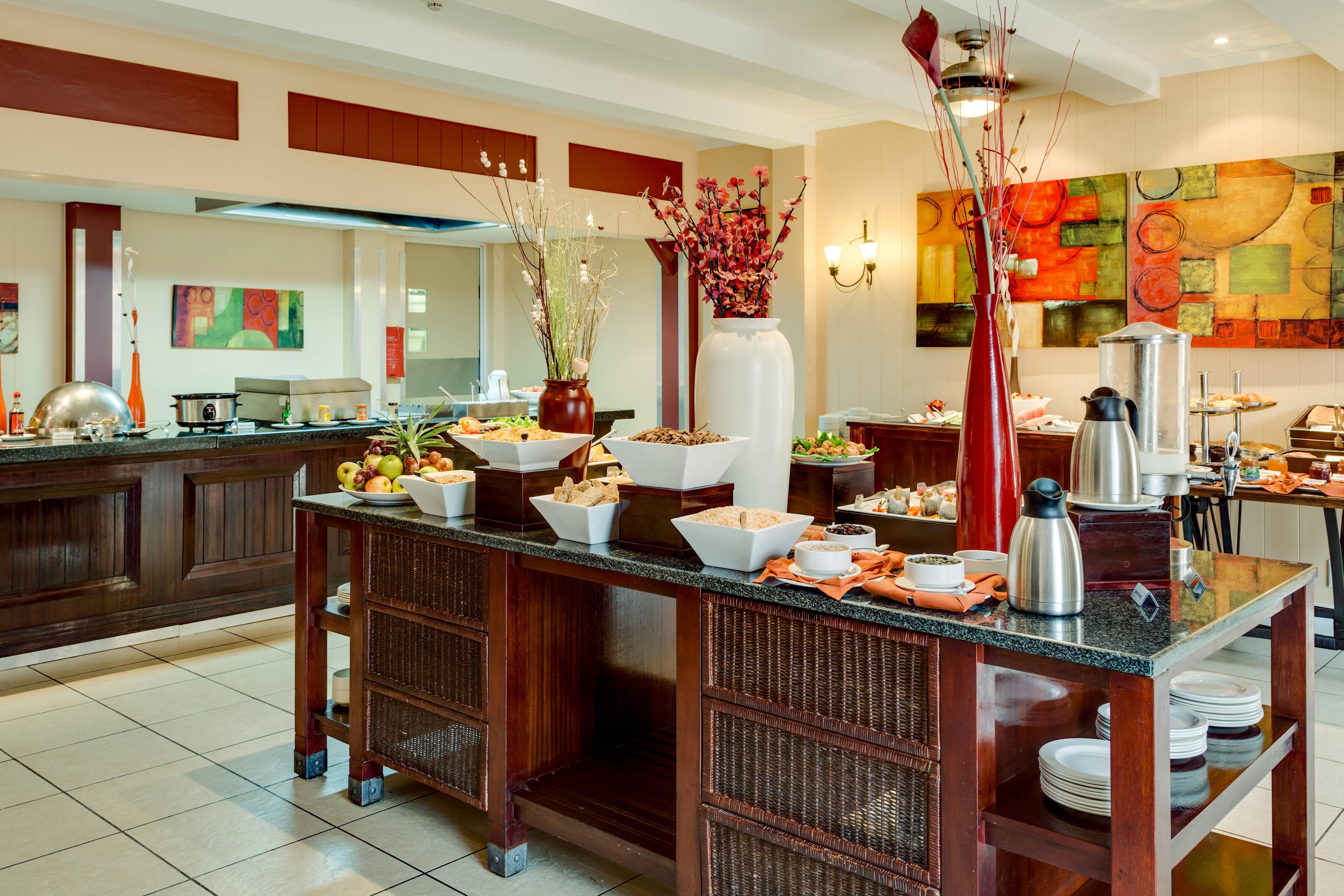 Protea Hotel Nelspruit restaurant