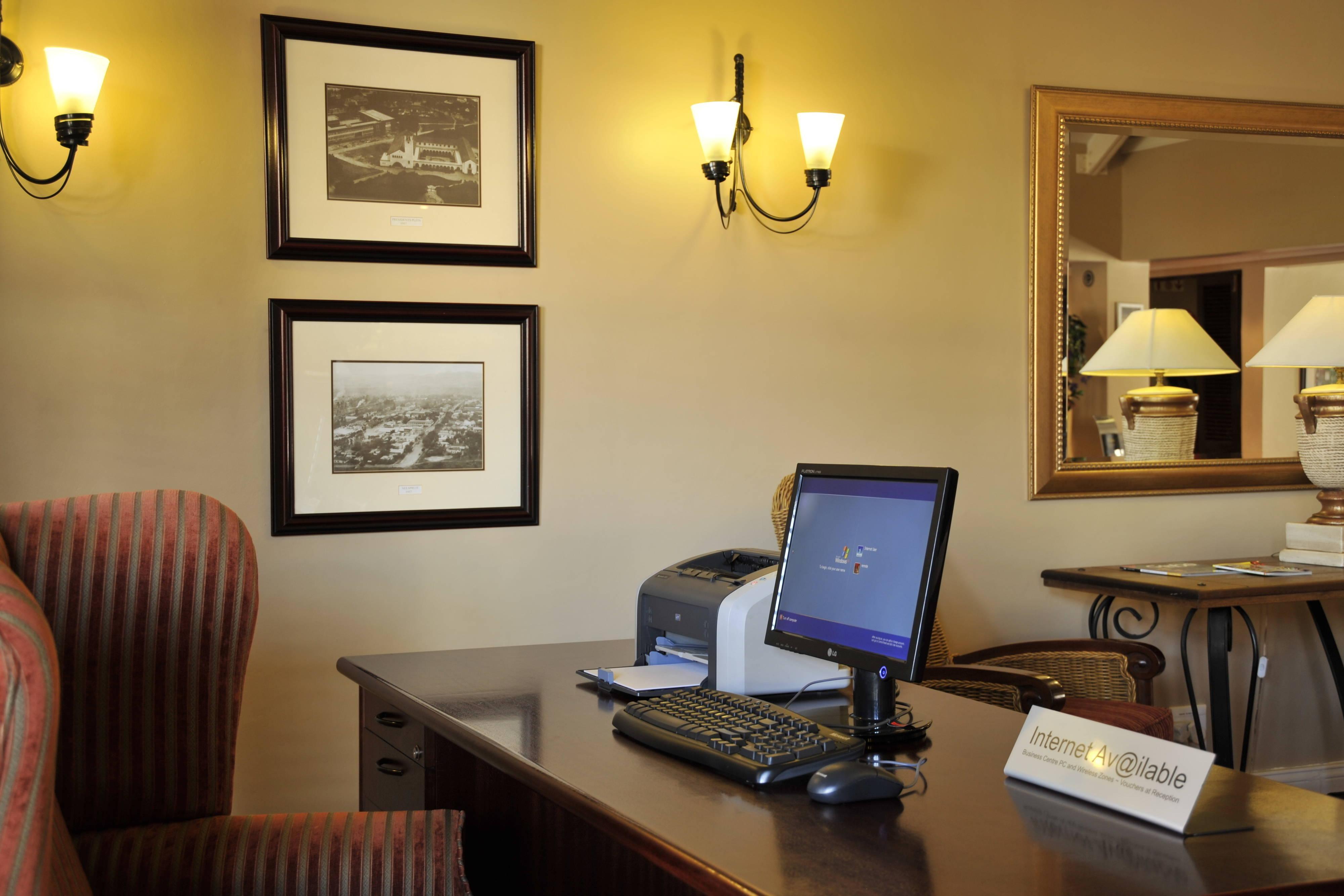 Protea Hotel Nelspruit Business Centre