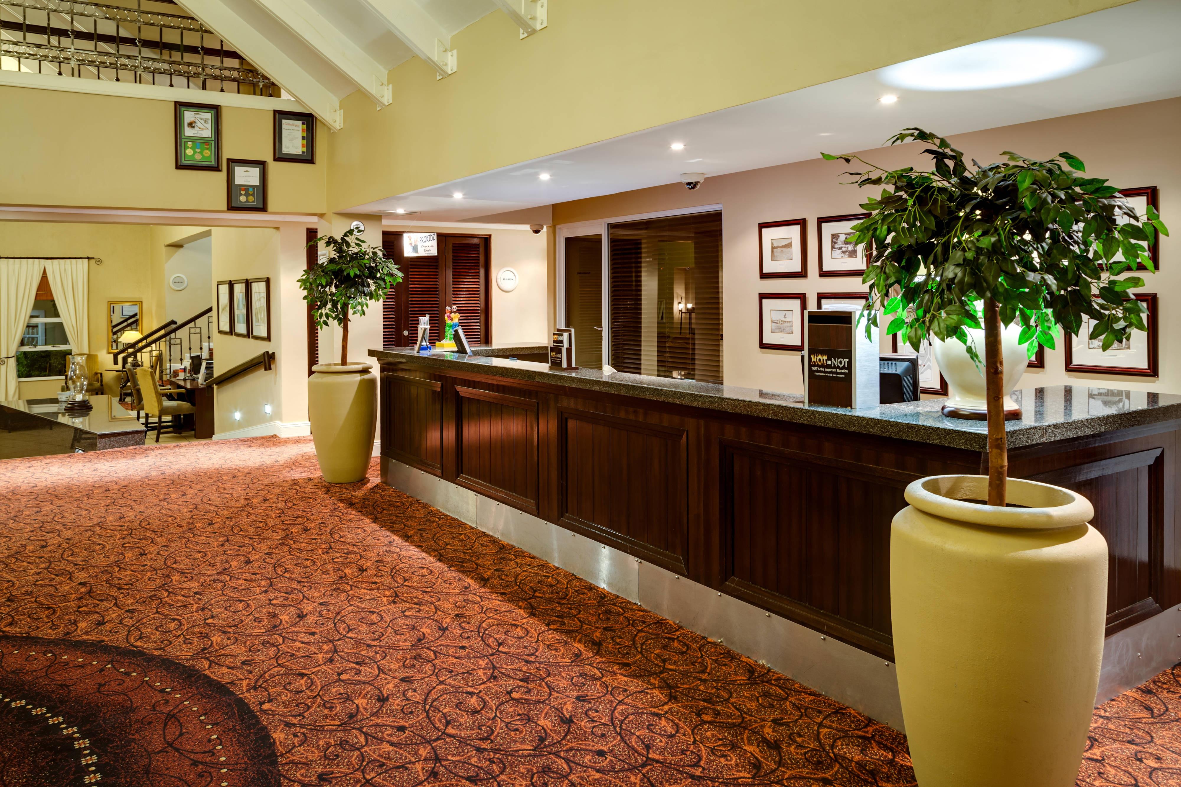 Protea Hotel Nelspruit Reception