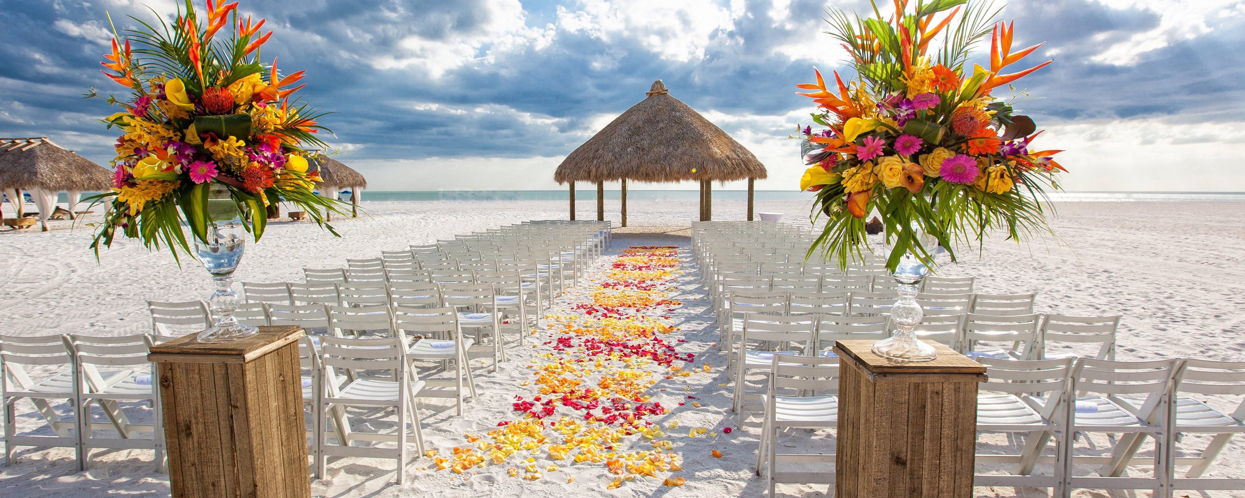 Marco Island Beach Wedding Venue