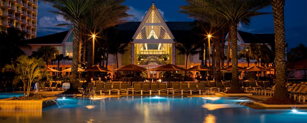 Florida Hotel With Outdoor Pools And Gym Jw Marriott Marco Island Beach Resort