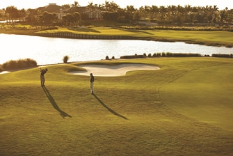 Resort de golf en Naples