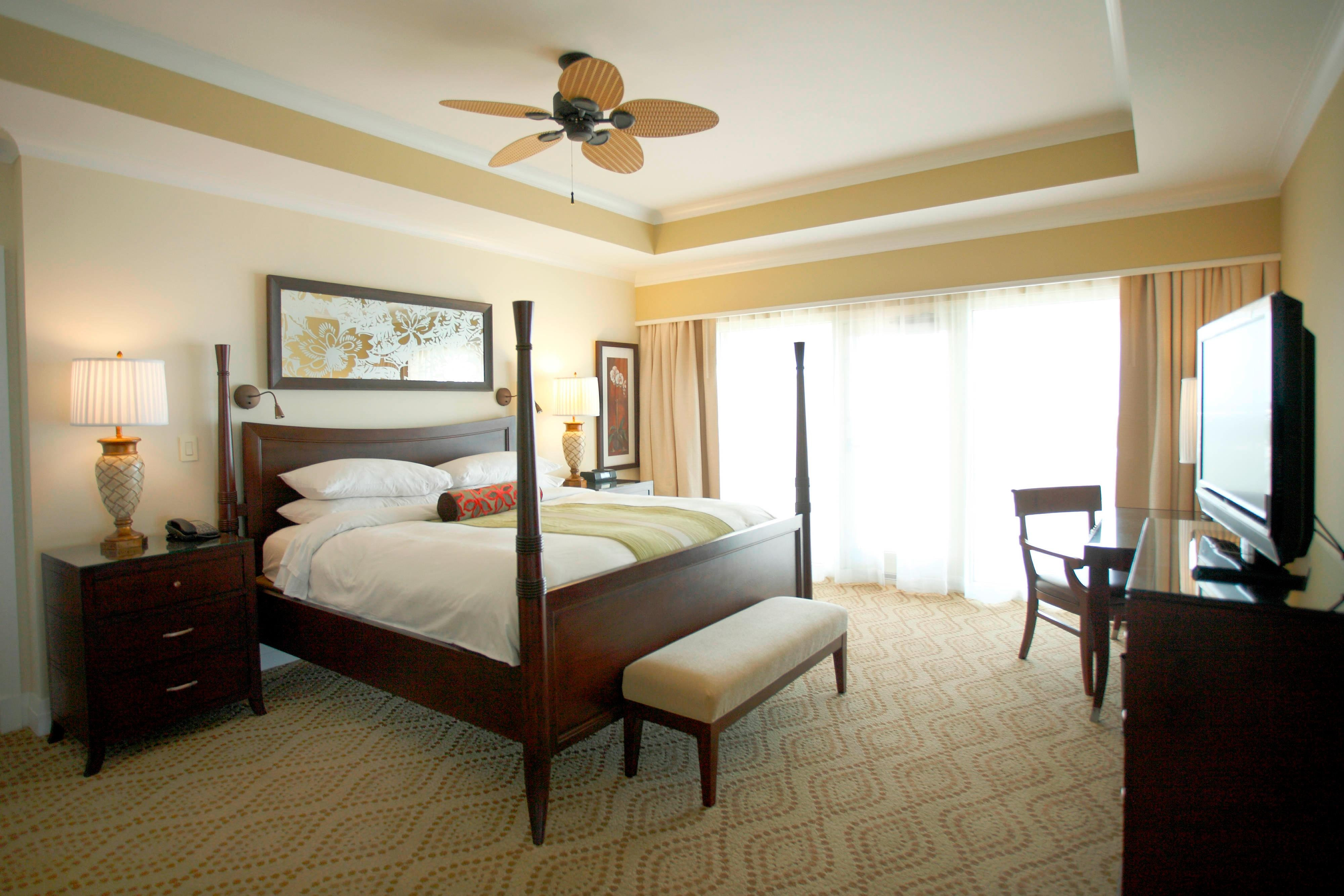 Presidential Suite Guest Bedroom