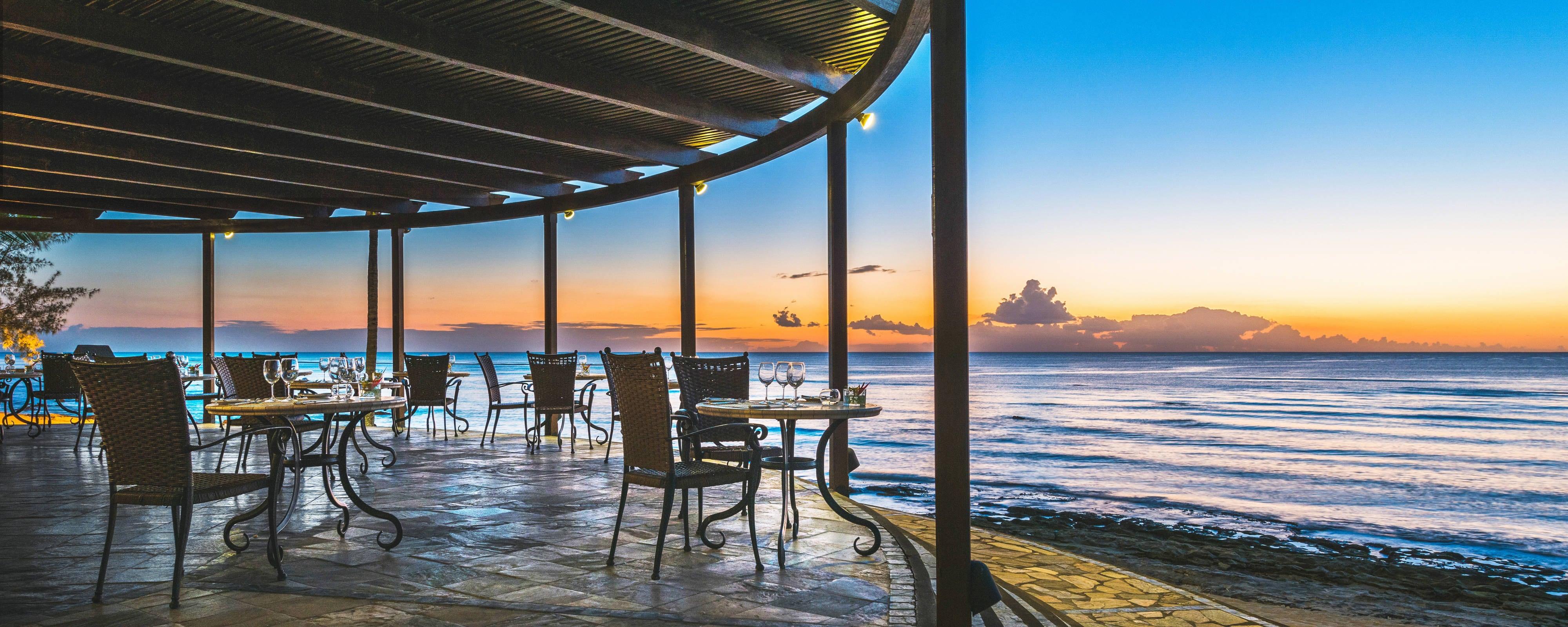 La Faya Terrace with Sunset View