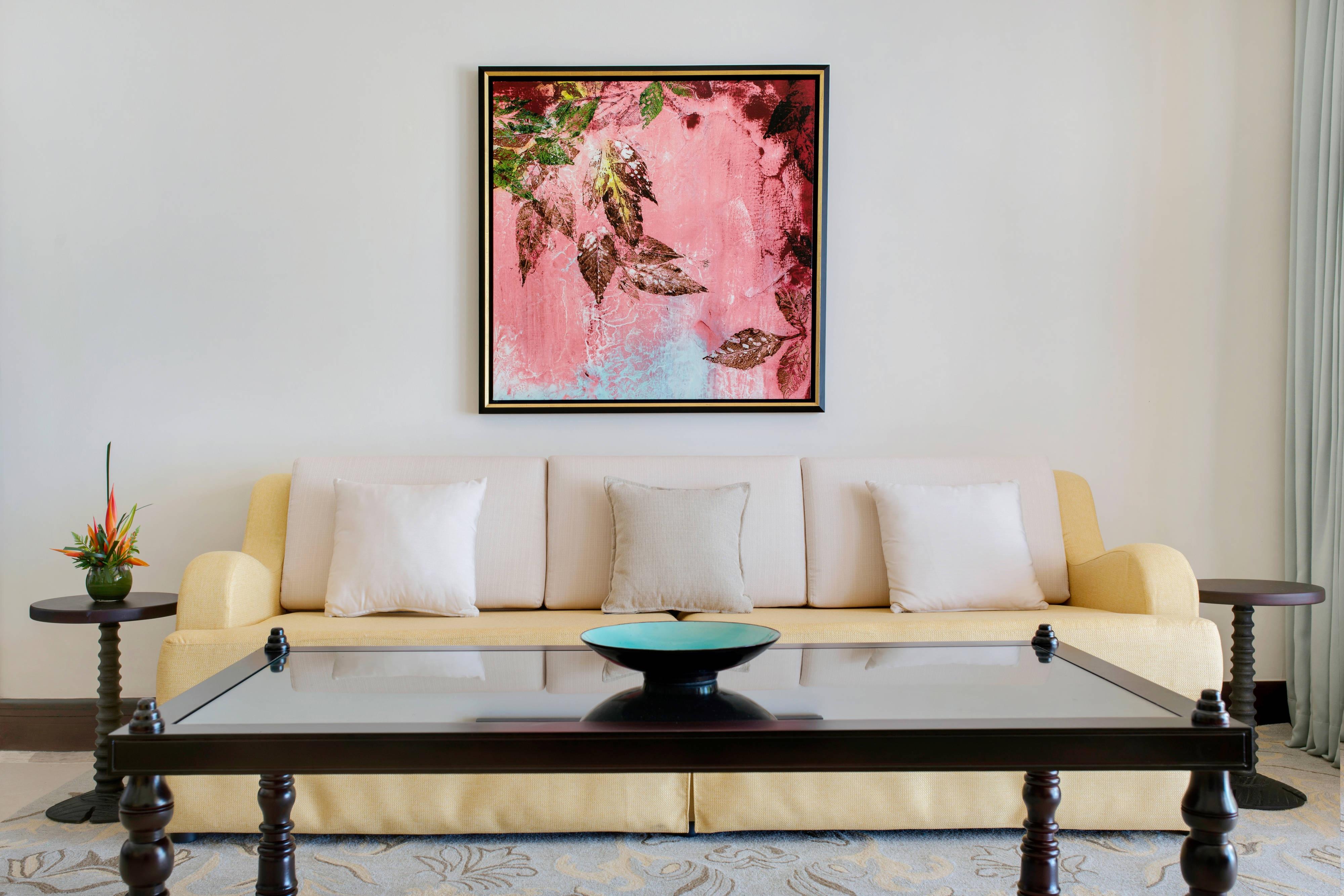 Banyan Suite– Wohnzimmer