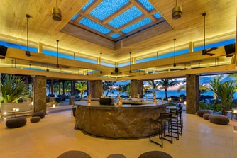 Mystique Bar & Lounge - Interior View