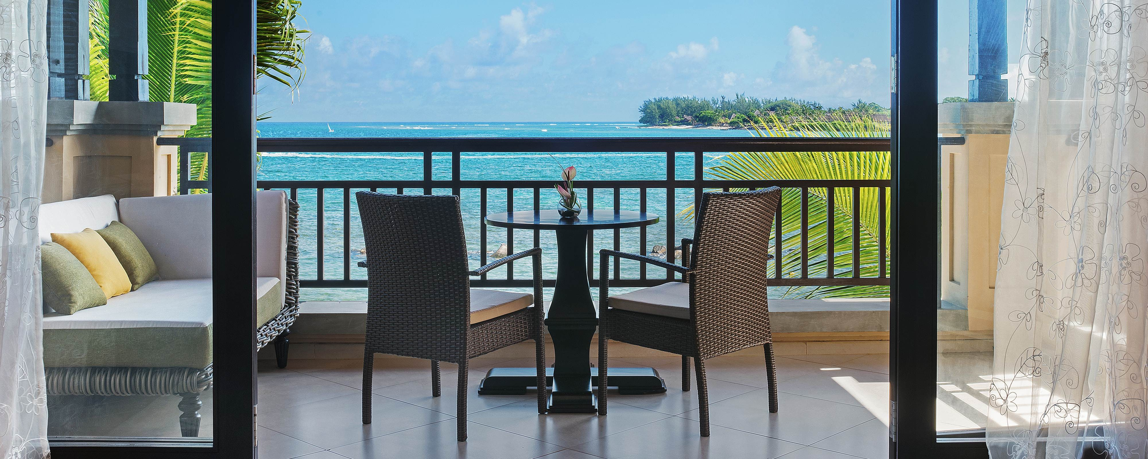 Ocean Suite - Terrace with Ocean View