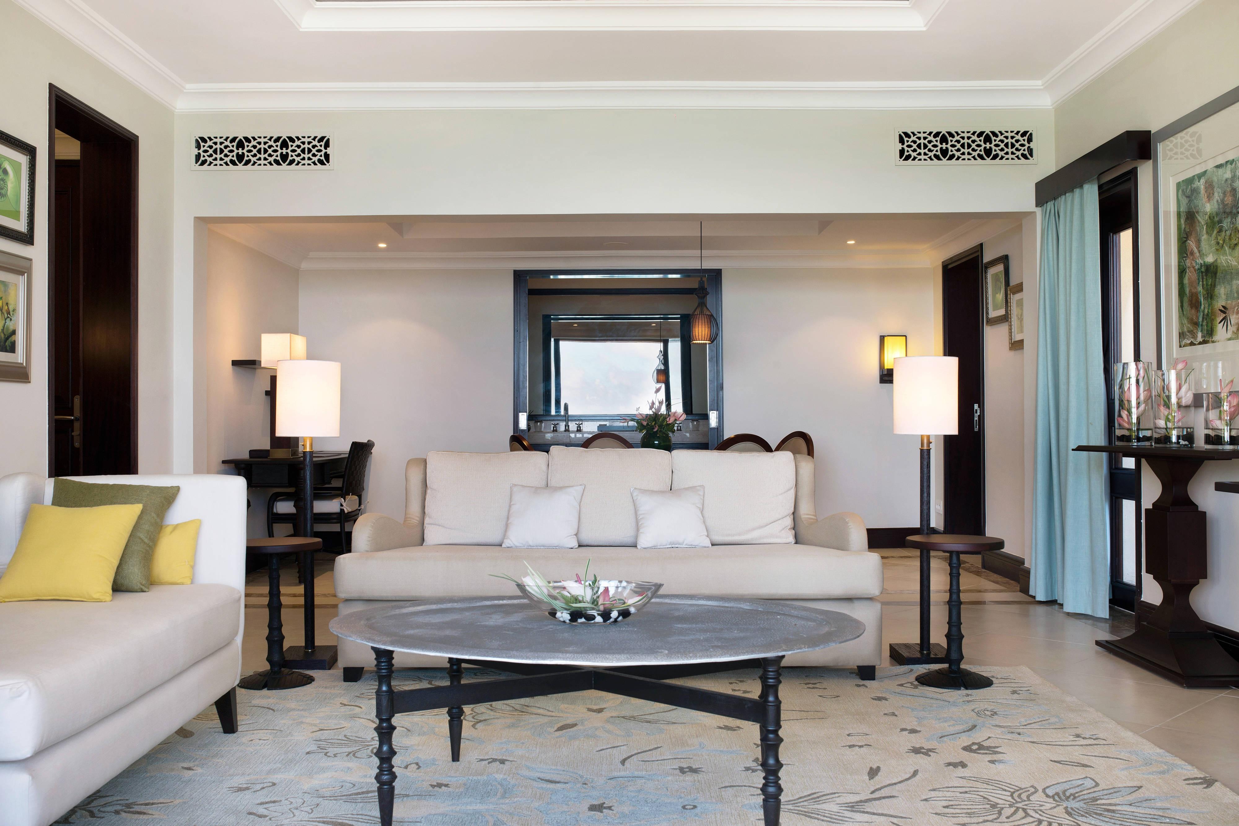 Ocean Suite– Wohnzimmer