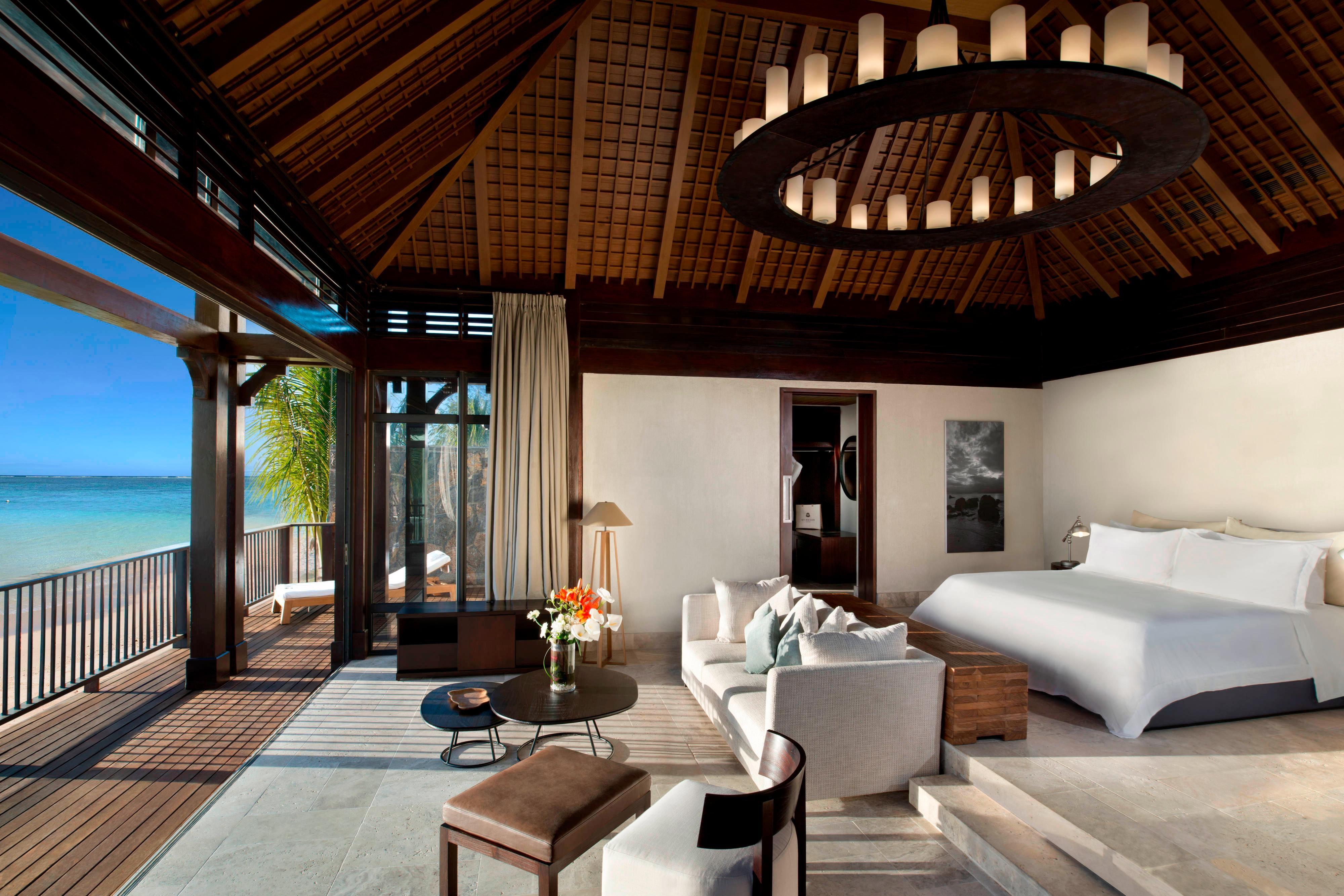 The St. Regis Villa Bedroom