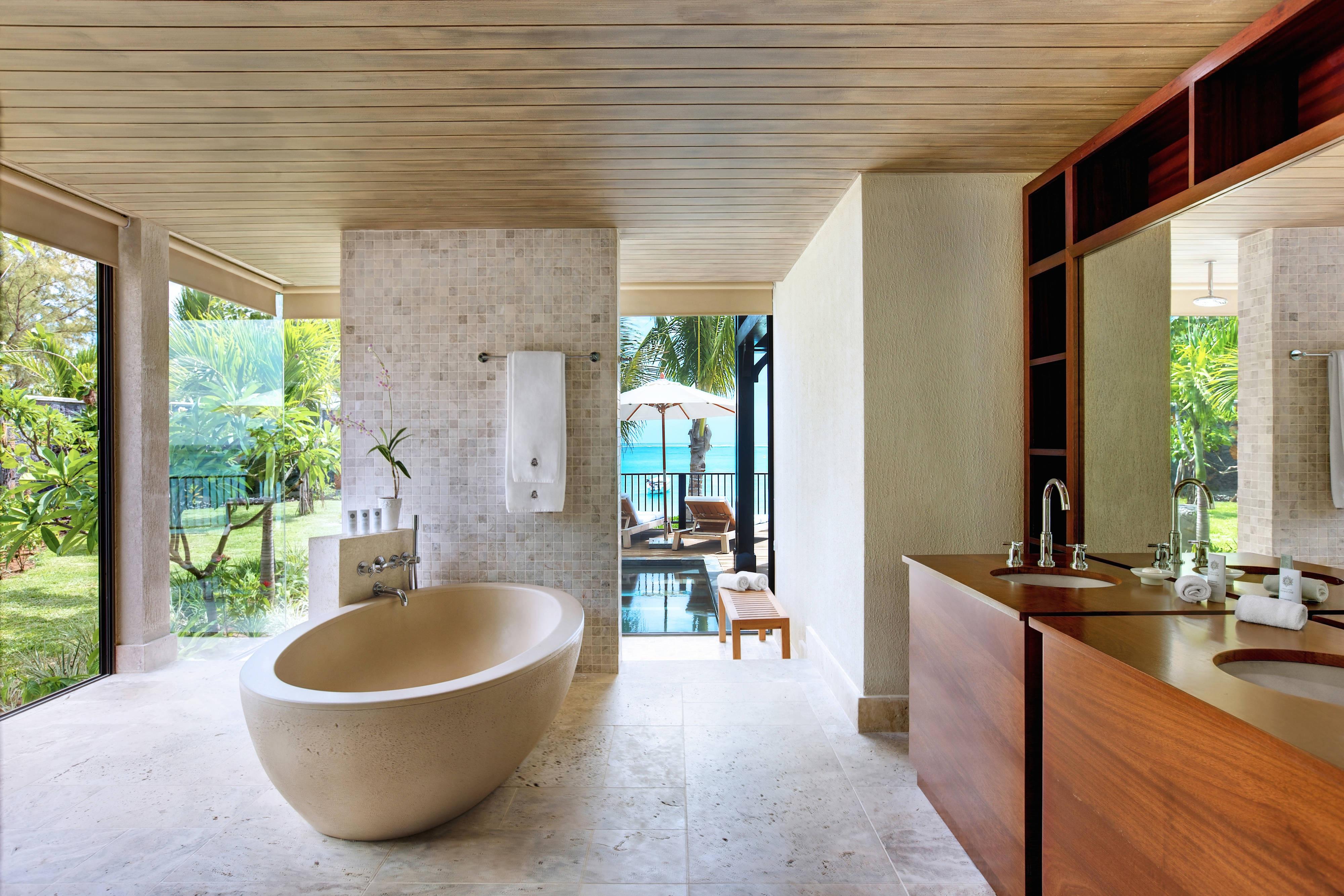 The St. Regis Villa Master Bathroom